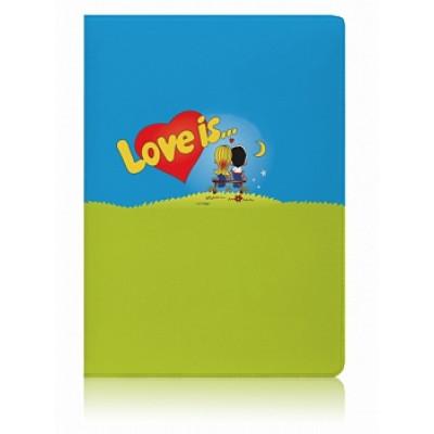 """Обложка для паспорта """"Love is"""""""