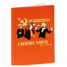 """Обложка для паспорта """"Communism"""""""
