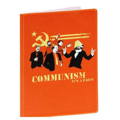 Обложка для паспорта (Communism)