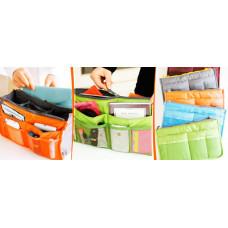 Органайзер для сумки 'Slim Bag In Bag' (разные цвета)