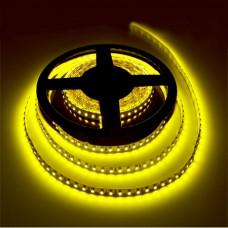 Светодиодная лента 3528 IP33 5 метров (Желтый)