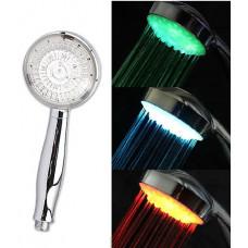 СВЕТОДУШ - леечка на душ с подсветкой. 3 цвета подсветки