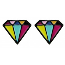Серьги Diamond