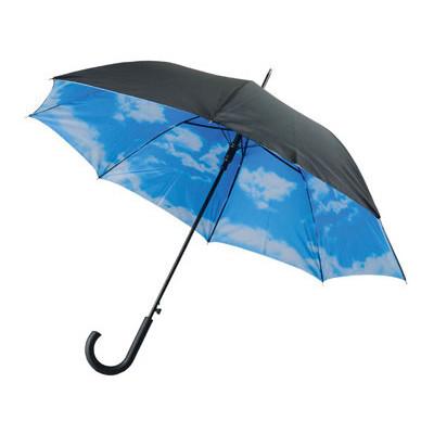 """Зонт трость """"Небо с облаками"""""""