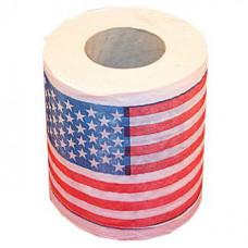 """Туалетная бумага """"Американский флаг"""""""