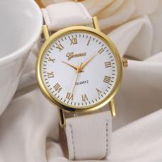 Часы наручные Geneva white