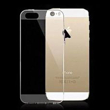 Чехол для iPhone 5,5S жесткий прозрачный