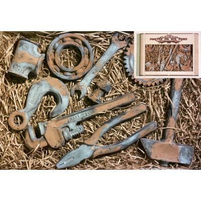 Шоколадный набор инструментов «Подарочный»