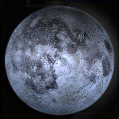 """Светильник Луна """"Healing Moon"""" с пультом ДУ Denpa SL-7028"""