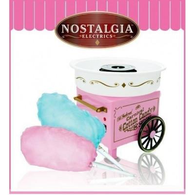 Аппарат для приготовления сладкой сахарной ваты Nostalgia Cotton Candy Maker