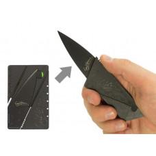 Складной нож-визитка CardSharp