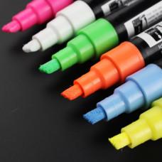 Меловой маркер (разные цвета)