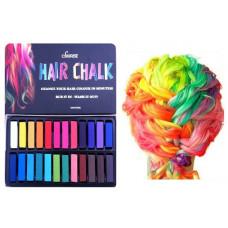 Мелки для волос 24 цвета мини