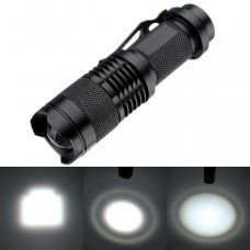 Светодиодный тактический фонарик Ultrafire