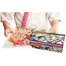 Набор для приготовления суши + японский нож в подарок