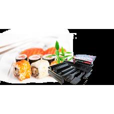 """Набор для приготовления суши, роллов """"Мидори""""с ножом"""