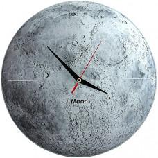 """Настенные часы """"Луна"""""""