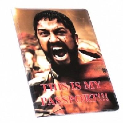 Обложка для паспорта (Это мой паспорт)