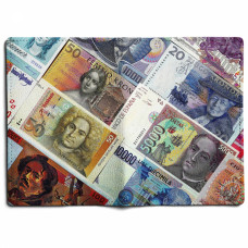 Обложка на паспорт (Валюта)