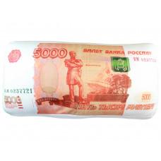 """Подушка-антистресс """"5000 рублей"""""""