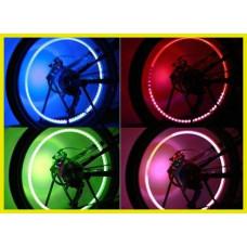 Светодиодная подсветка для колес 2шт