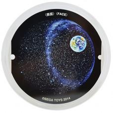 """Диск для домашнего планетария Homestar """"Земля в космосе"""""""