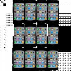 Подушка iPhone мини