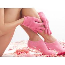 Гелевые SPA носочки, перчатки
