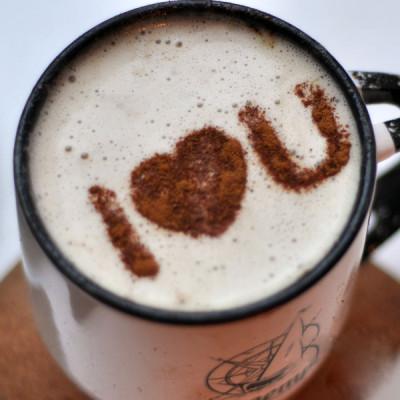 Трафареты для кофе и десертов