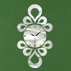 "Настенные часы ""восход"" зеркальные"