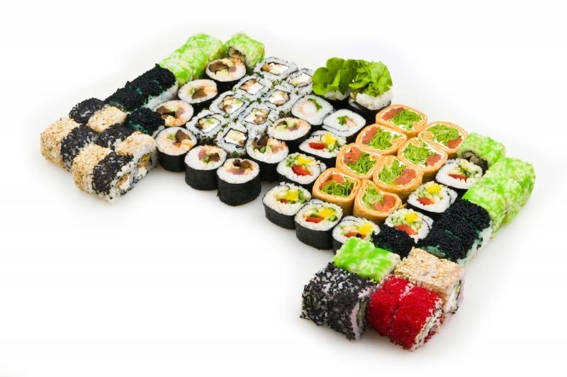 Прессованные суши можно
