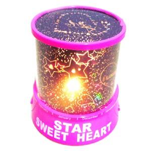Проектор звездного неба ночник star lover